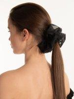 Šifónová gumička do vlasov