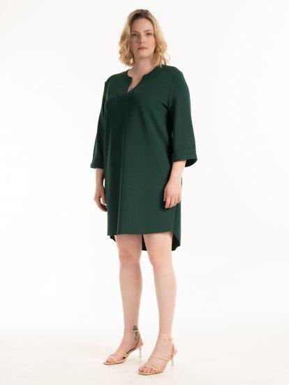 Plain comfy dress