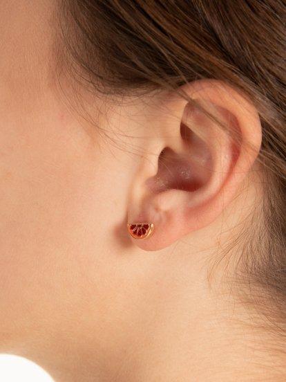 3 pairs of earrings