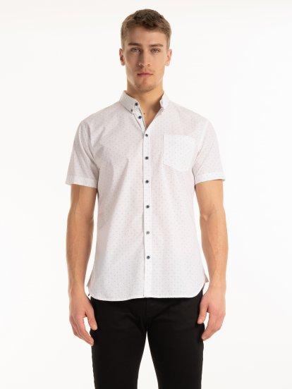 Košeľa s potlačou
