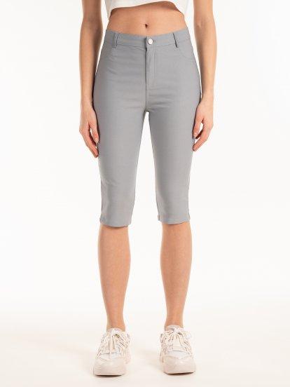 Capri shorts