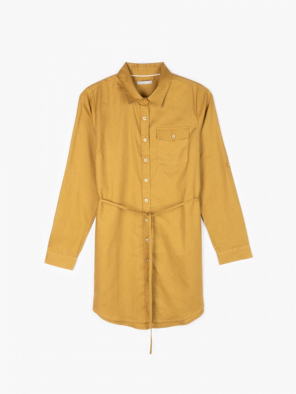 Długa bluza z bawełny