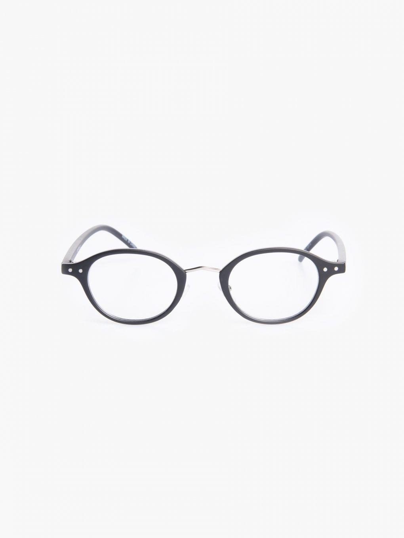 Brýle s transparentními skly