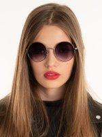 Okrúhle slnečné okuliare