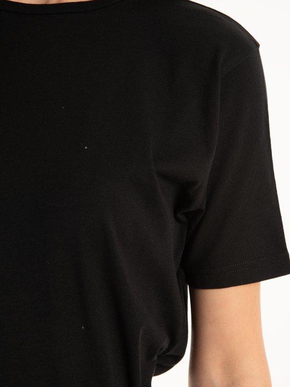 Základní bavlněné tričko