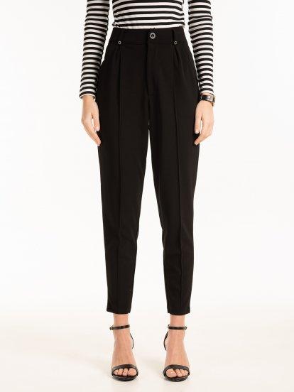 Elatic trousers