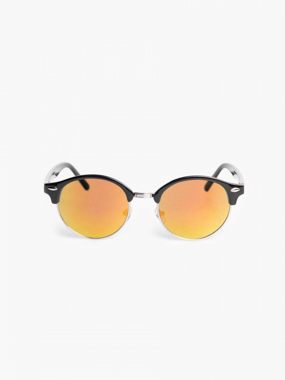 Sluneční brýle se zrcadlovými skly