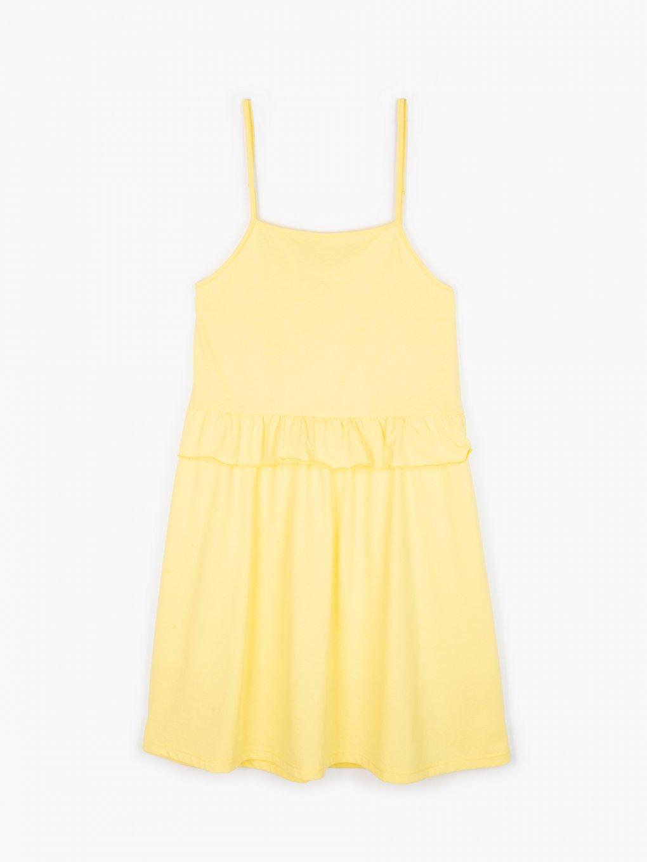 Šaty s volánom