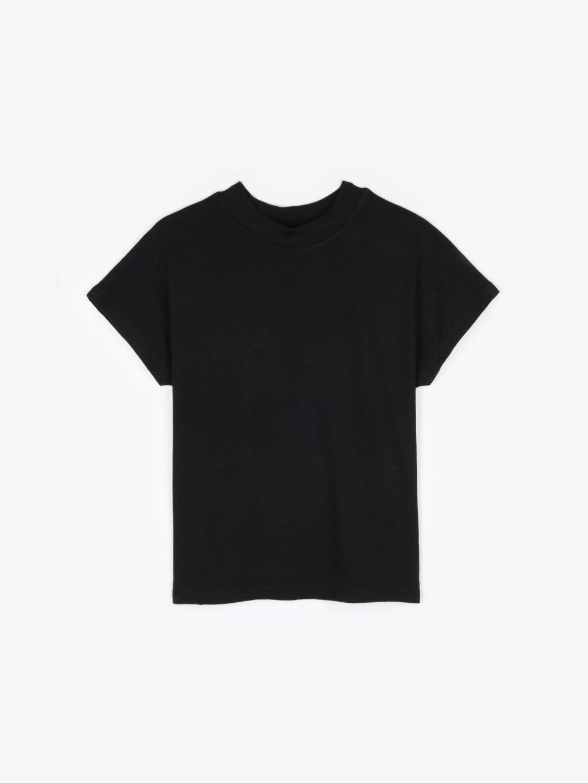 Základné bavlnené tričko
