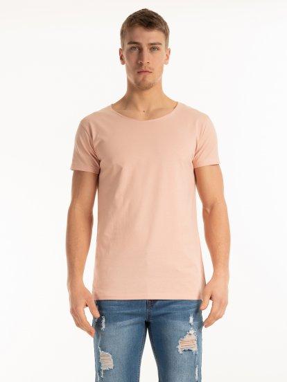 Basic slim fit t-shirt