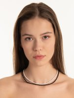 2-pack beaded necklaces