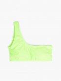 Asymetryczny top od bikini