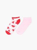 Dva páry ponožek