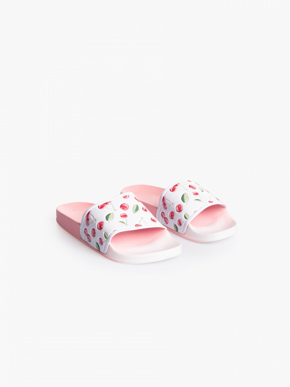 Pantofle s potiskem