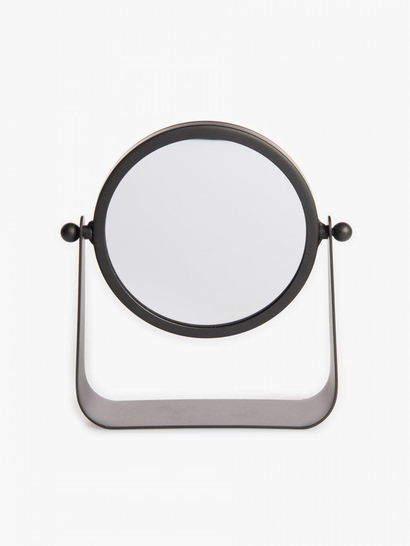 Okrúhle zrkadlo so stojanom