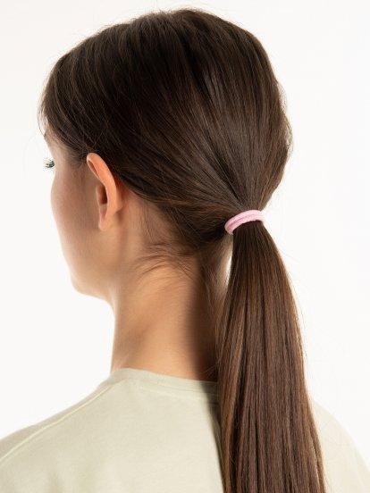 Zestaw 24. gumek do włosów