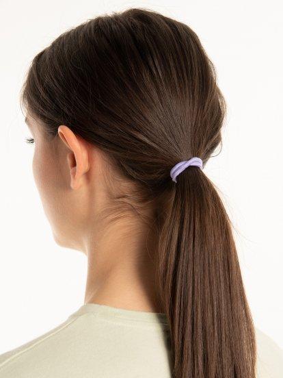 Set 24. gumiček na vlasy