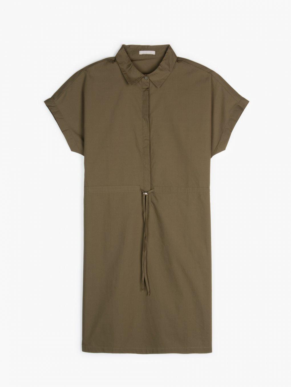 Bavlněné šaty safari