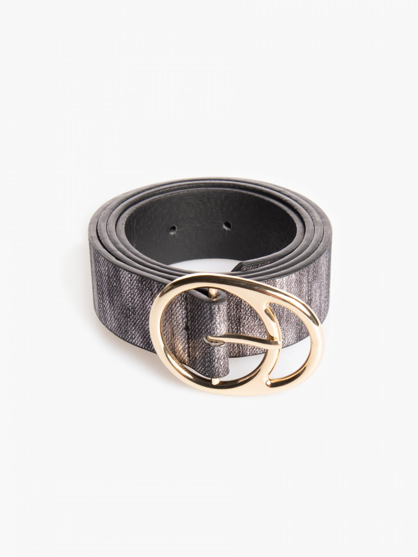 Shaded belt