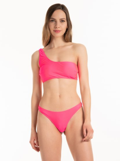 Thong bikini bottom