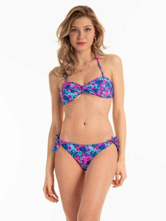 Strój kąpielowy Bandeau Bikini