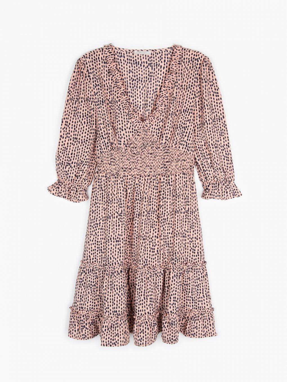Potištěné šaty