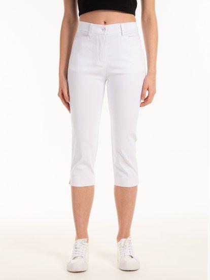 Spodnie 3/4 skinny
