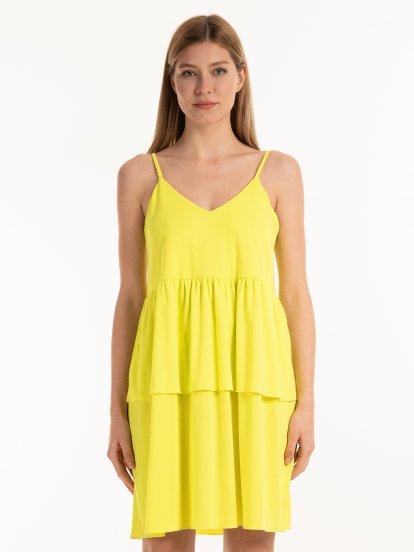 Sukienka na ramiączek