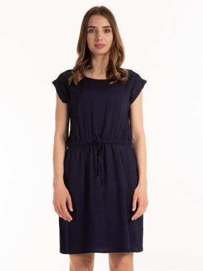 Viscose dress