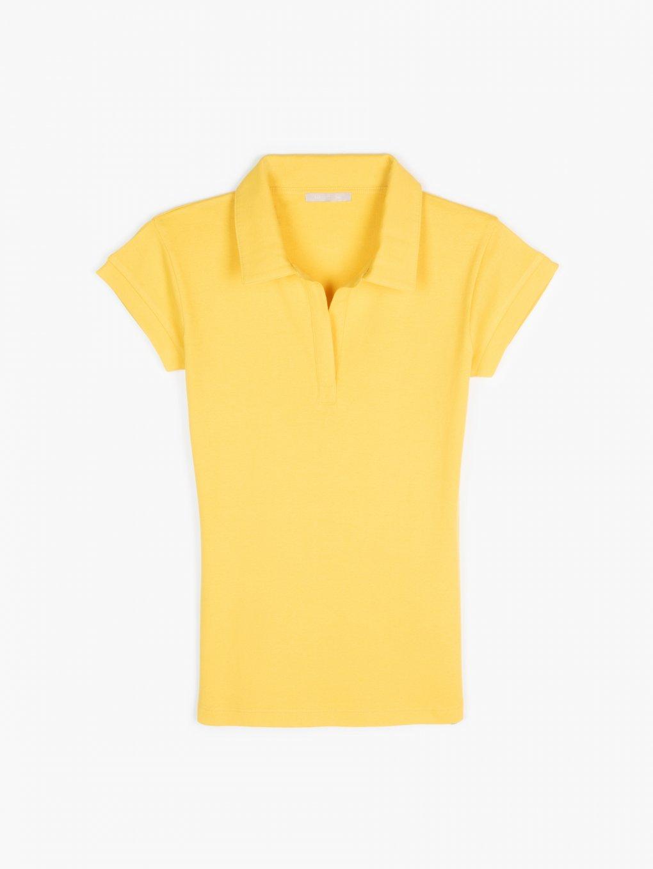 Základné bavlnené polo tričko