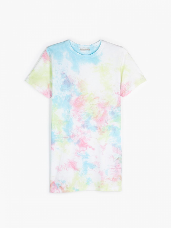 Oversize tie dye t-shirt