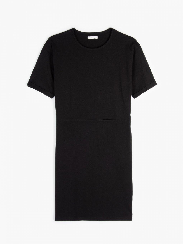 Podstawowa sukienka z kieszeniami
