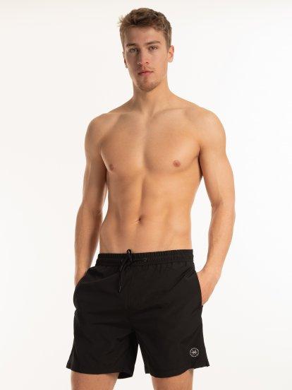 Základní strečové plavecké šortky