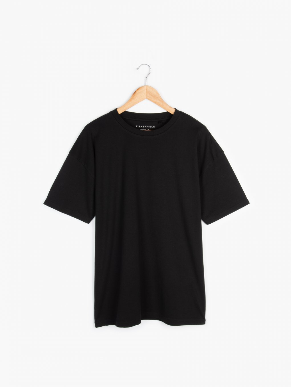 T-shirt o swobodnym kroju