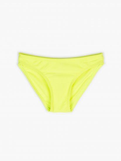 Bikini with ruffle