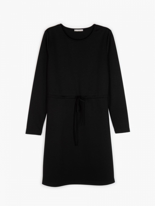 Jednofarebné šaty