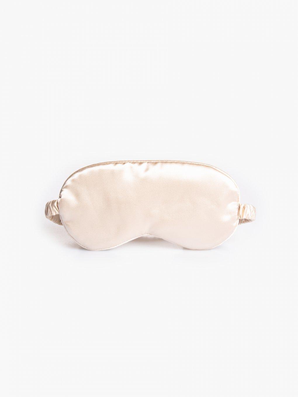 Satin sleeping mask