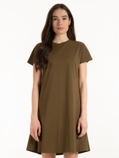 Basic cotton dress