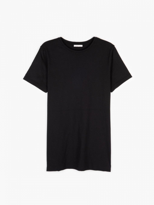 A-line cotton t-shirt