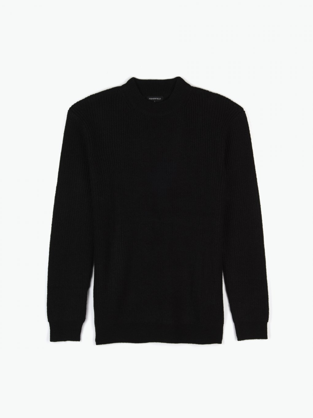 Ribbed pullover