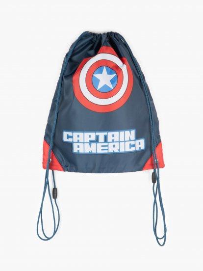 Shoe bag CAPTAIN AMERICA /38 x 34 cm/