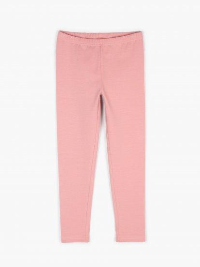 Basic cotton leggings
