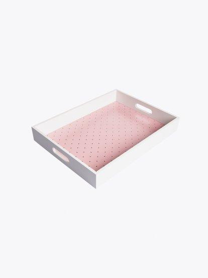Decorative tray 40x30cm