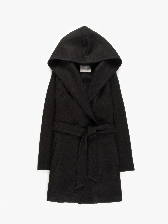 Kabát s kapucí