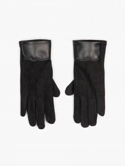 Kombinovavné rukavice