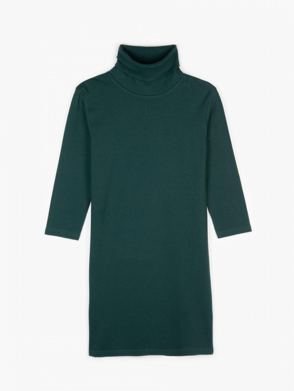 Základní rolákové šaty