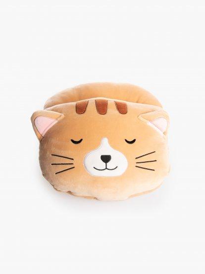 "Foot pillow ""kitty"""