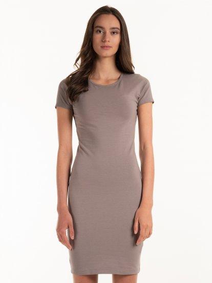 Basic bodycon dress