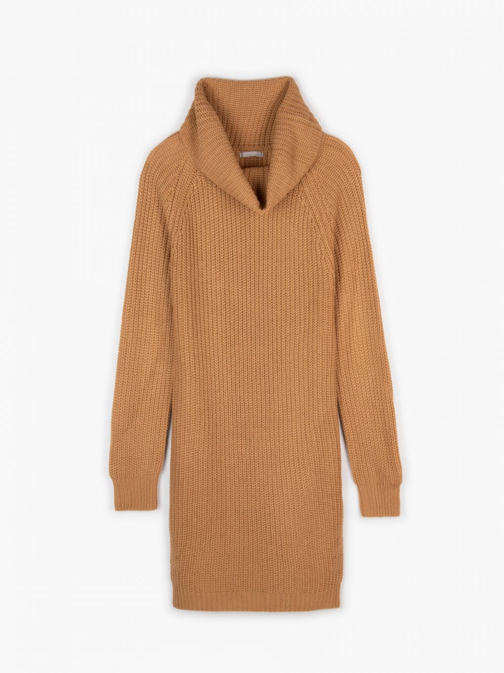 Long ribbed rollneck