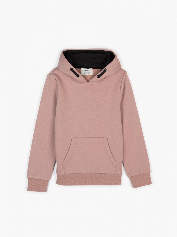 Plain hoodie